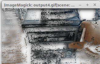 Animated gif sequence seen with ImageMagick QT