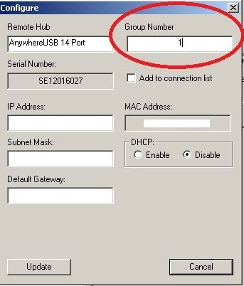 ck :: How to forward USB device to a virtual machine