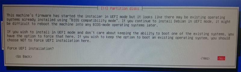 ck :: UEFI boot does not like software raid at all (GRUB Error 17)