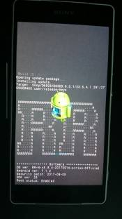 Installing Resurrection Remix OS on Sony Xperia Z2