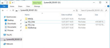 Windows drives mounted as subfolder