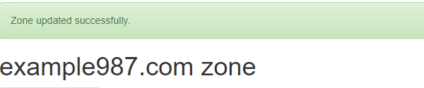 Opera DNS UI Zone updated