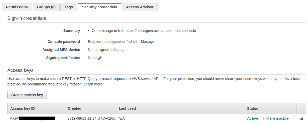 ck :: Cannot start AWS EC2 instance after changing instance