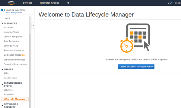 Welcome to Data Lifecycle Manager