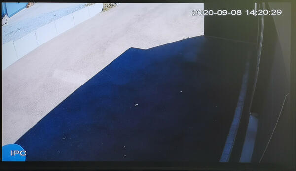 Kodi video add-on Surveillance Cameras stream